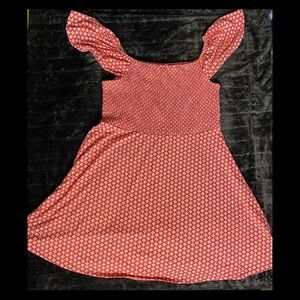 Dresses & Skirts - Red checkered dress